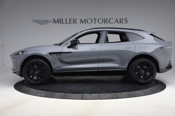 New 2021 Aston Martin DBX for sale $194,486 at Aston Martin of Greenwich in Greenwich CT 06830 2