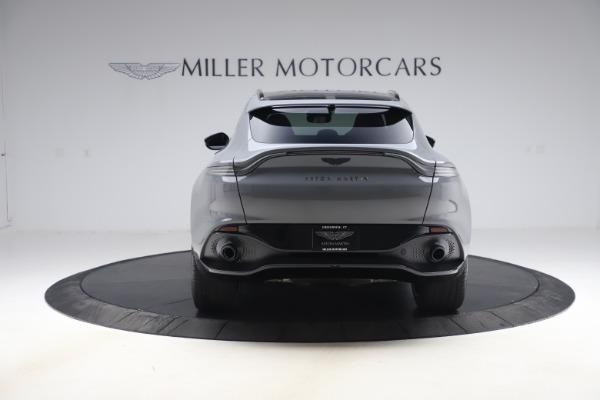 New 2021 Aston Martin DBX SUV for sale $194,486 at Aston Martin of Greenwich in Greenwich CT 06830 5