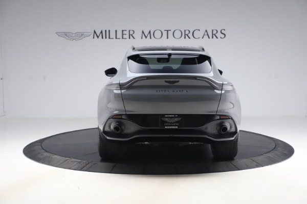 New 2021 Aston Martin DBX for sale $194,486 at Aston Martin of Greenwich in Greenwich CT 06830 5