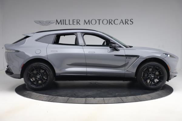New 2021 Aston Martin DBX SUV for sale $194,486 at Aston Martin of Greenwich in Greenwich CT 06830 6