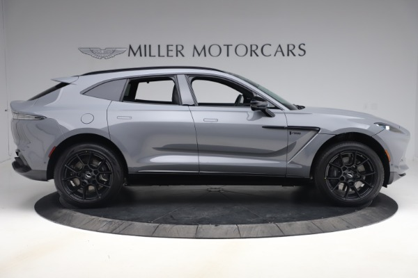 New 2021 Aston Martin DBX for sale $194,486 at Aston Martin of Greenwich in Greenwich CT 06830 6
