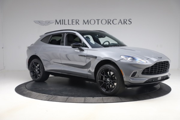 New 2021 Aston Martin DBX for sale $194,486 at Aston Martin of Greenwich in Greenwich CT 06830 7