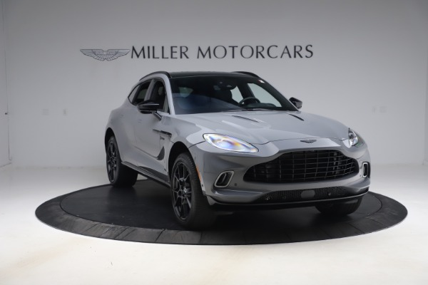 New 2021 Aston Martin DBX for sale $194,486 at Aston Martin of Greenwich in Greenwich CT 06830 8