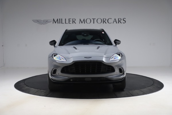 New 2021 Aston Martin DBX for sale $194,486 at Aston Martin of Greenwich in Greenwich CT 06830 9