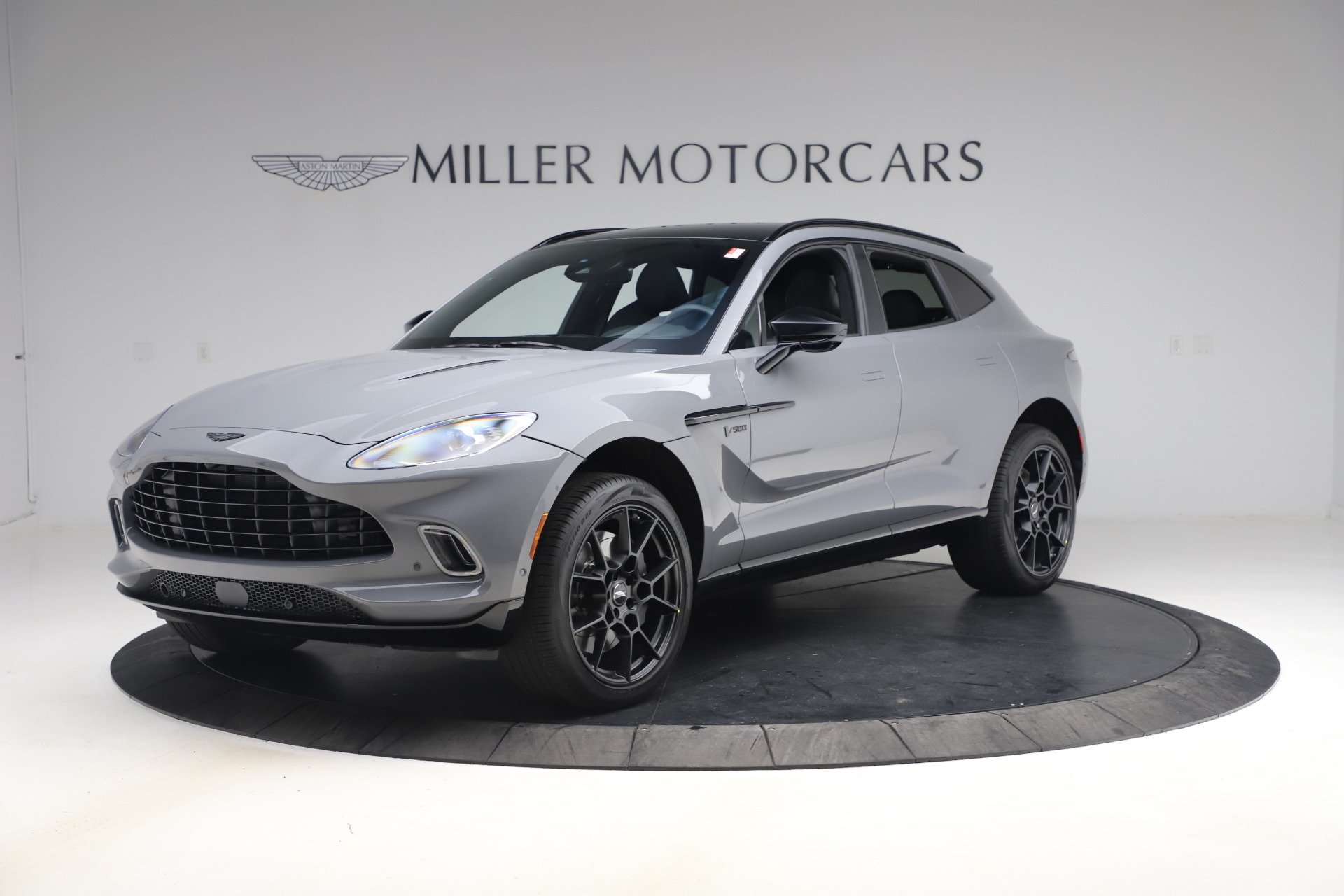 New 2021 Aston Martin DBX for sale $194,486 at Aston Martin of Greenwich in Greenwich CT 06830 1