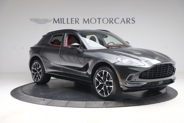 New 2021 Aston Martin DBX for sale $224,886 at Aston Martin of Greenwich in Greenwich CT 06830 10