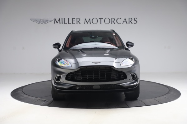 New 2021 Aston Martin DBX for sale $224,886 at Aston Martin of Greenwich in Greenwich CT 06830 11