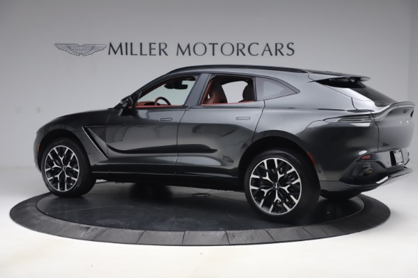 New 2021 Aston Martin DBX for sale $224,886 at Aston Martin of Greenwich in Greenwich CT 06830 3