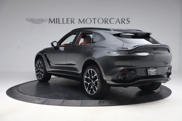 New 2021 Aston Martin DBX for sale $224,886 at Aston Martin of Greenwich in Greenwich CT 06830 4