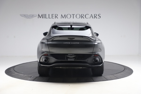 New 2021 Aston Martin DBX for sale $224,886 at Aston Martin of Greenwich in Greenwich CT 06830 5