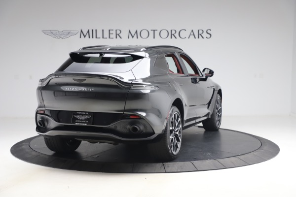 New 2021 Aston Martin DBX for sale $224,886 at Aston Martin of Greenwich in Greenwich CT 06830 6
