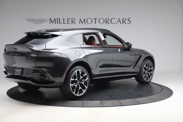 New 2021 Aston Martin DBX for sale $224,886 at Aston Martin of Greenwich in Greenwich CT 06830 7