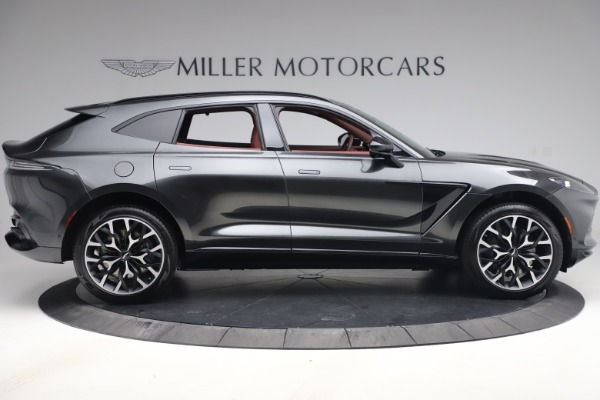 New 2021 Aston Martin DBX for sale $224,886 at Aston Martin of Greenwich in Greenwich CT 06830 8
