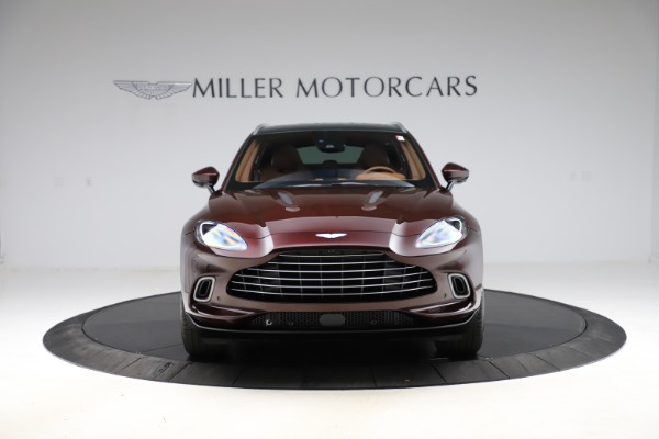 New 2021 Aston Martin DBX for sale $226,836 at Aston Martin of Greenwich in Greenwich CT 06830 11