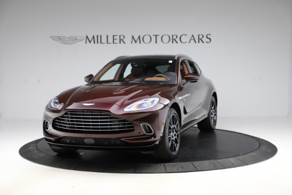 New 2021 Aston Martin DBX for sale $226,836 at Aston Martin of Greenwich in Greenwich CT 06830 12