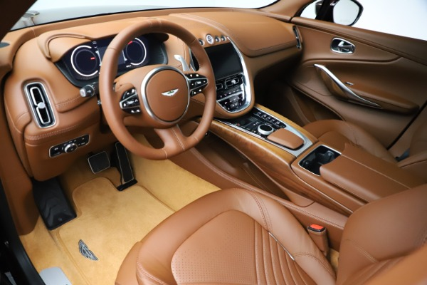 New 2021 Aston Martin DBX for sale $226,836 at Aston Martin of Greenwich in Greenwich CT 06830 13