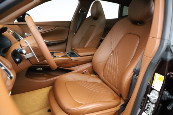 New 2021 Aston Martin DBX for sale $226,836 at Aston Martin of Greenwich in Greenwich CT 06830 15