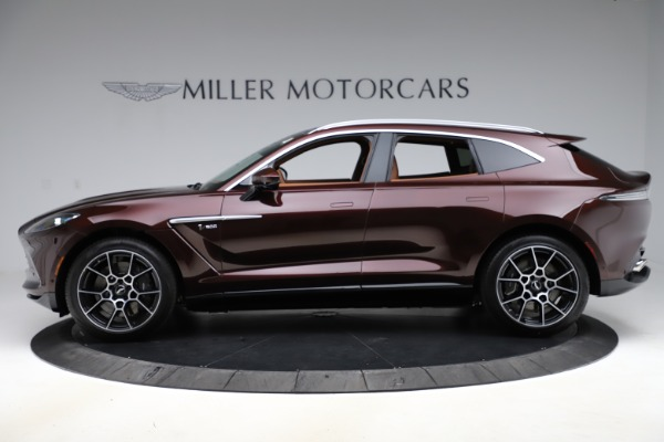 New 2021 Aston Martin DBX for sale $226,836 at Aston Martin of Greenwich in Greenwich CT 06830 2