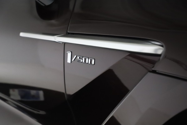 New 2021 Aston Martin DBX for sale $226,836 at Aston Martin of Greenwich in Greenwich CT 06830 25