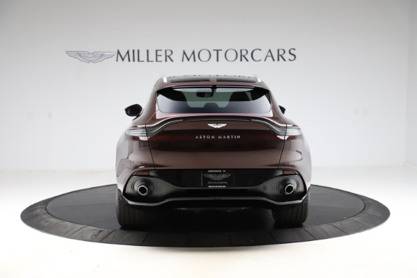 New 2021 Aston Martin DBX for sale $226,836 at Aston Martin of Greenwich in Greenwich CT 06830 5
