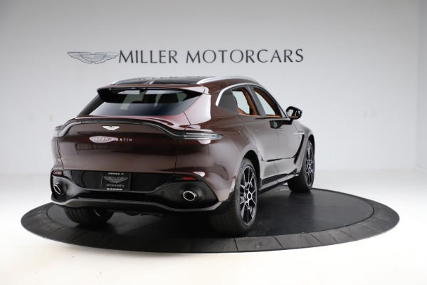 New 2021 Aston Martin DBX for sale $226,836 at Aston Martin of Greenwich in Greenwich CT 06830 6