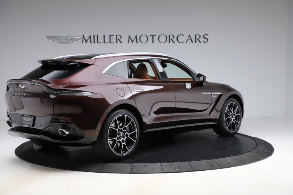 New 2021 Aston Martin DBX for sale $226,836 at Aston Martin of Greenwich in Greenwich CT 06830 7
