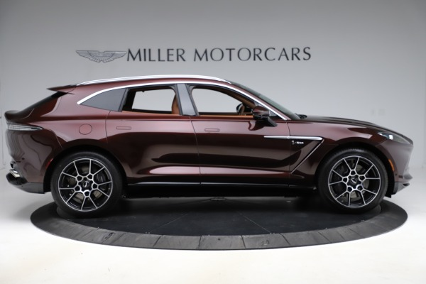 New 2021 Aston Martin DBX for sale $226,836 at Aston Martin of Greenwich in Greenwich CT 06830 8