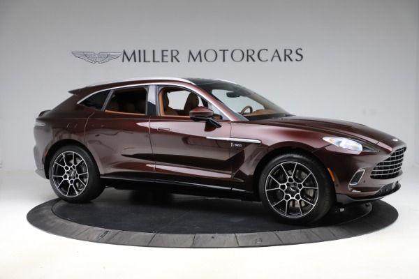 New 2021 Aston Martin DBX for sale $226,836 at Aston Martin of Greenwich in Greenwich CT 06830 9
