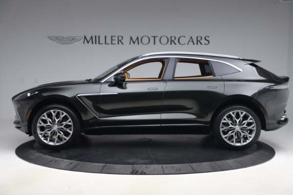 New 2021 Aston Martin DBX for sale Sold at Aston Martin of Greenwich in Greenwich CT 06830 2