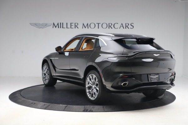 New 2021 Aston Martin DBX for sale Sold at Aston Martin of Greenwich in Greenwich CT 06830 4