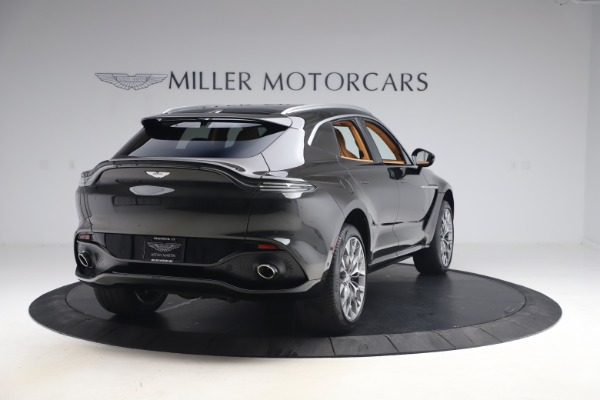 New 2021 Aston Martin DBX for sale Sold at Aston Martin of Greenwich in Greenwich CT 06830 6