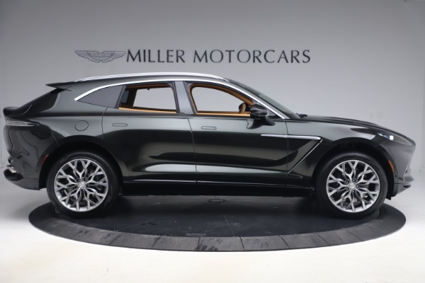 New 2021 Aston Martin DBX for sale Sold at Aston Martin of Greenwich in Greenwich CT 06830 8