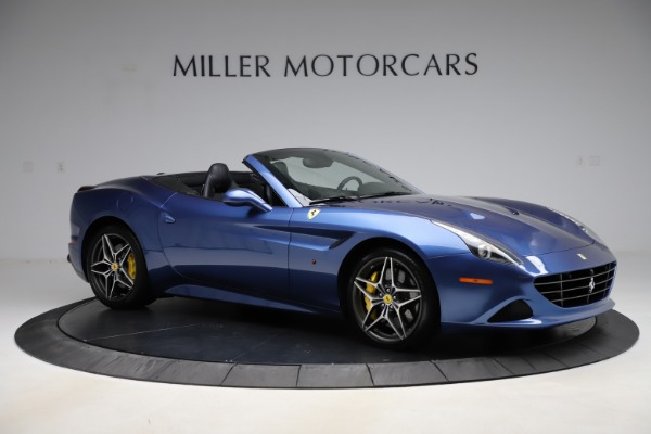 Used 2018 Ferrari California T for sale Sold at Aston Martin of Greenwich in Greenwich CT 06830 10