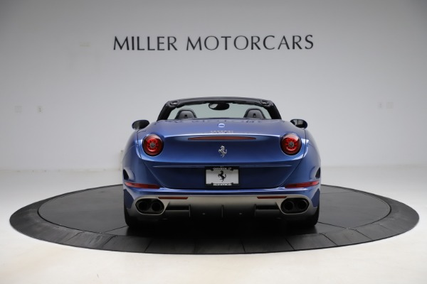 Used 2018 Ferrari California T for sale Sold at Aston Martin of Greenwich in Greenwich CT 06830 6