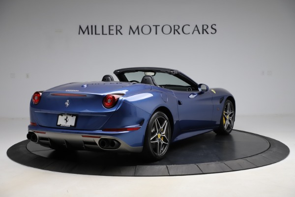 Used 2018 Ferrari California T for sale Sold at Aston Martin of Greenwich in Greenwich CT 06830 7