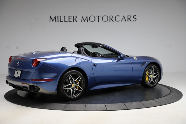 Used 2018 Ferrari California T for sale Sold at Aston Martin of Greenwich in Greenwich CT 06830 8