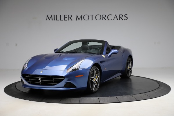 Used 2018 Ferrari California T for sale Sold at Aston Martin of Greenwich in Greenwich CT 06830 1