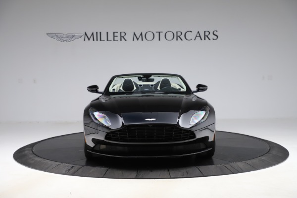 Used 2020 Aston Martin DB11 Volante for sale $209,900 at Aston Martin of Greenwich in Greenwich CT 06830 11