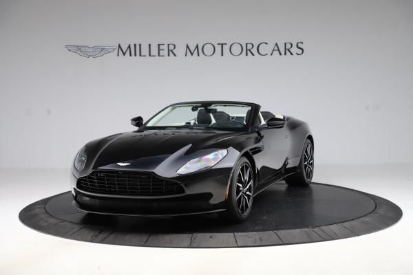 Used 2020 Aston Martin DB11 Volante for sale $209,900 at Aston Martin of Greenwich in Greenwich CT 06830 12