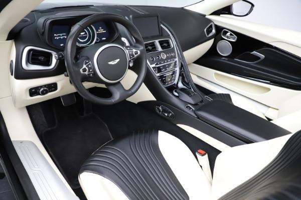 Used 2020 Aston Martin DB11 Volante for sale $209,900 at Aston Martin of Greenwich in Greenwich CT 06830 13