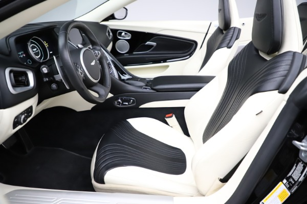 Used 2020 Aston Martin DB11 Volante for sale $209,900 at Aston Martin of Greenwich in Greenwich CT 06830 14