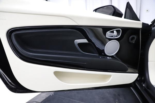 Used 2020 Aston Martin DB11 Volante for sale $209,900 at Aston Martin of Greenwich in Greenwich CT 06830 16