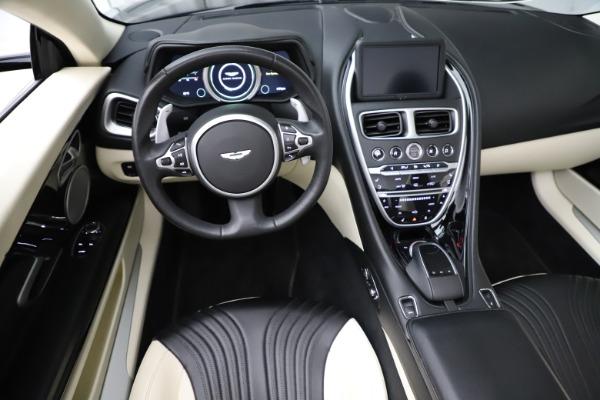 Used 2020 Aston Martin DB11 Volante for sale $209,900 at Aston Martin of Greenwich in Greenwich CT 06830 17