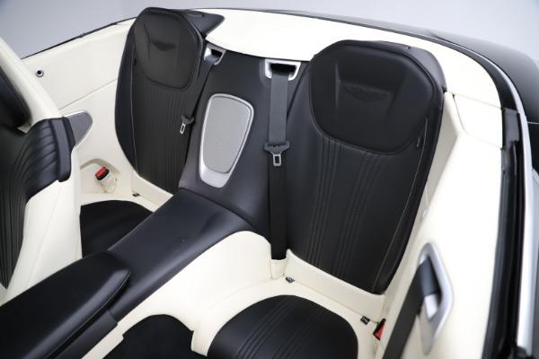Used 2020 Aston Martin DB11 Volante for sale $209,900 at Aston Martin of Greenwich in Greenwich CT 06830 18