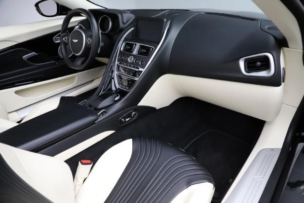 Used 2020 Aston Martin DB11 Volante for sale $209,900 at Aston Martin of Greenwich in Greenwich CT 06830 19