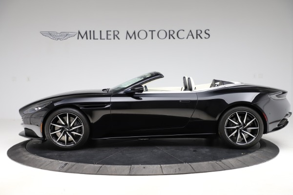 Used 2020 Aston Martin DB11 Volante for sale $209,900 at Aston Martin of Greenwich in Greenwich CT 06830 2