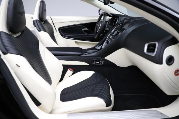 Used 2020 Aston Martin DB11 Volante for sale $209,900 at Aston Martin of Greenwich in Greenwich CT 06830 20