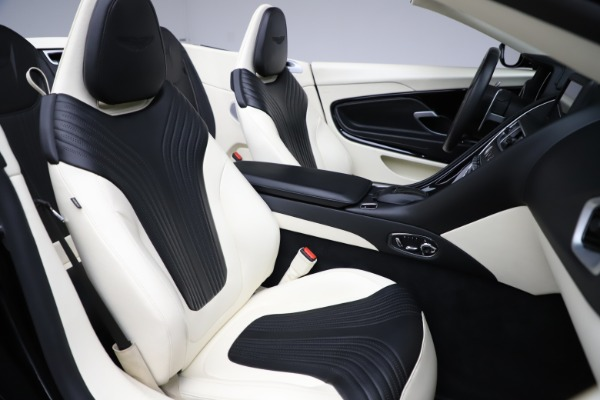 Used 2020 Aston Martin DB11 Volante for sale $209,900 at Aston Martin of Greenwich in Greenwich CT 06830 21