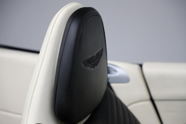 Used 2020 Aston Martin DB11 Volante for sale $209,900 at Aston Martin of Greenwich in Greenwich CT 06830 22