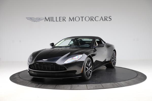 Used 2020 Aston Martin DB11 Volante for sale $209,900 at Aston Martin of Greenwich in Greenwich CT 06830 24